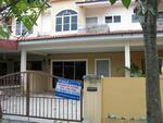 Double Storey Terrace House in Metro Pengkalan, Pu