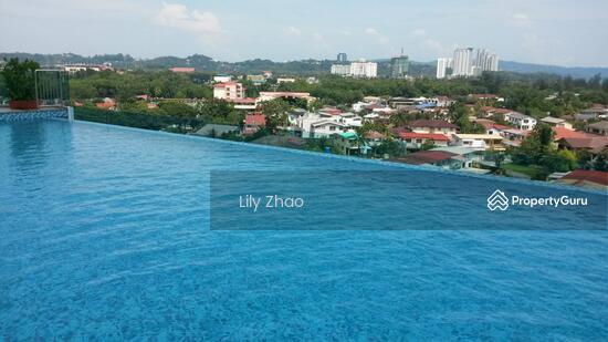 The Bay Residences| Luxury Condo| 7th Floor | Sea View| Likas Bay  102201299