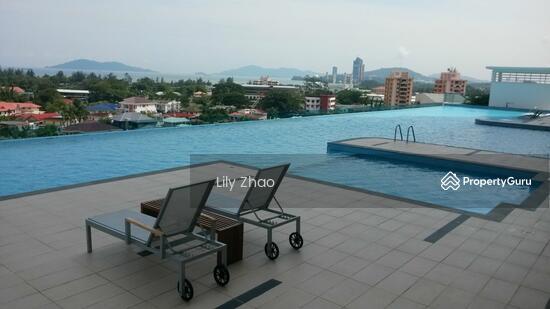 The Bay Residences| Luxury Condo| 7th Floor | Sea View| Likas Bay  102201317