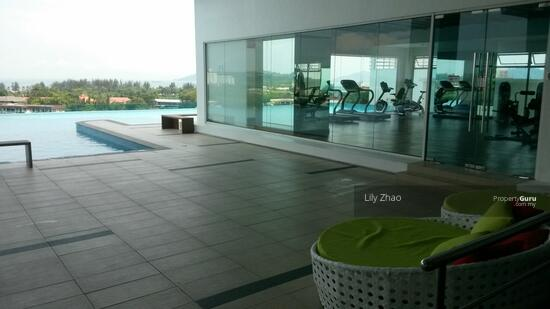 The Bay Residences| Luxury Condo| 7th Floor | Sea View| Likas Bay  102201338