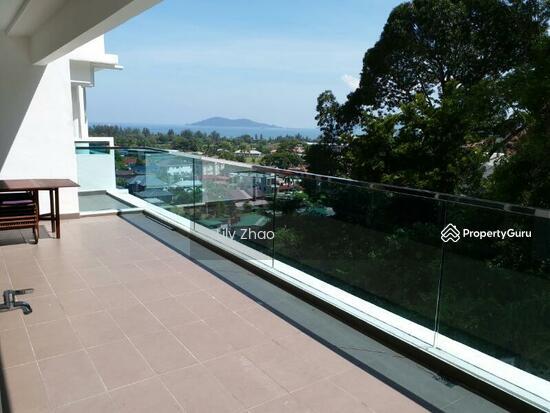 The Bay Residences| Luxury Condo| 7th Floor | Sea View| Likas Bay  102226376