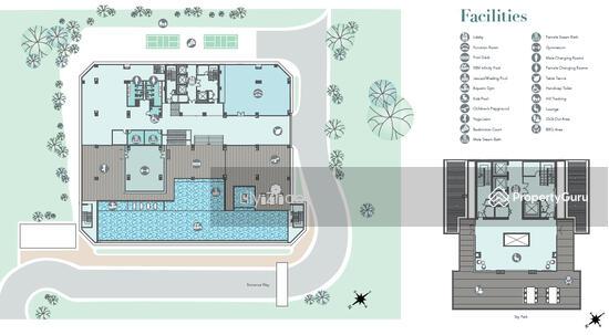 The Bay Residences| Luxury Condo| 7th Floor | Sea View| Likas Bay  102226382