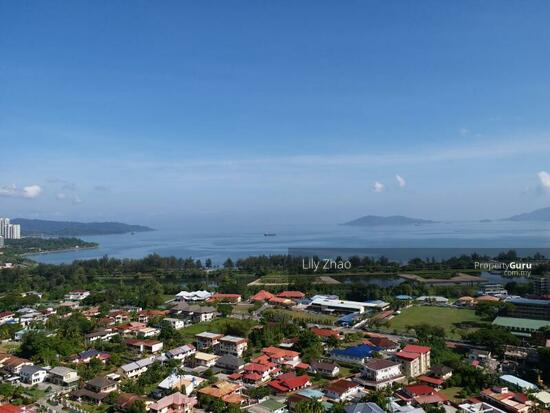 The Bay Residences| Luxury Condo| 7th Floor | Sea View| Likas Bay  102226412