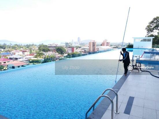 The Bay Residences| Luxury Condo| 7th Floor | Sea View| Likas Bay  102226415