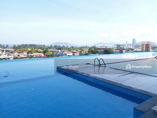 The Bay Residences| Luxury Condo| 7th Floor | Sea View| Likas Bay  102226418