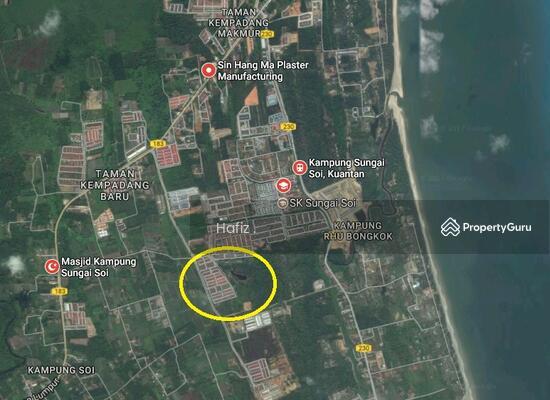 TERES - (1,300-Sf) Bandar Kuantan Puteri , Sungai Soi, Penor Kuantan  106347587