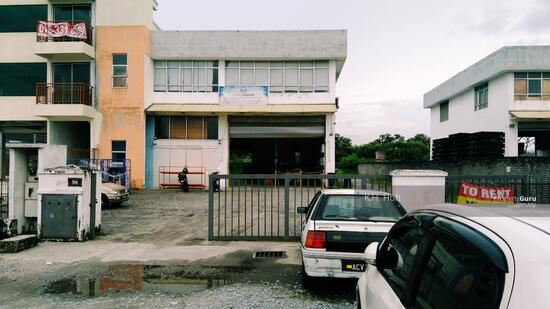 Taman Industri Subang Subang Jaya USJ  110810351