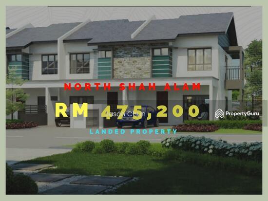 20x70, Puncak Alam, near Saujana Utama, Elmina, Shah Alam, Sungai Buloh  112239611