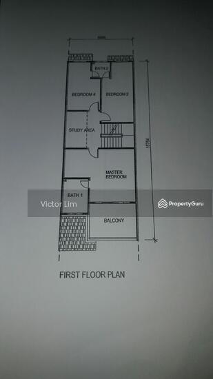 Bukit Jalil Kinrara Mas 3sty link house freehold near Bandar Kinrara  113216615