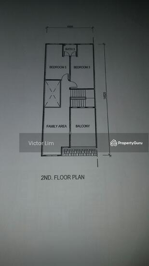 Bukit Jalil Kinrara Mas 3sty link house freehold near Bandar Kinrara  113216621