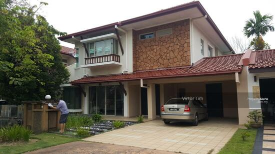 Setia Alam Setia Eco Park bungalow phase 2 freehold gated guarded  113278541