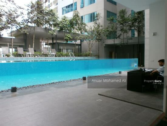 SOHO Mercu Summer Suite Corner Unit  113962814