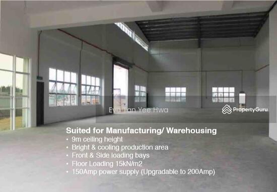 Desa Cemerlang Factory  116575025