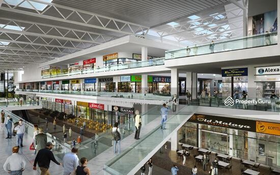 Bangi Gateway Shopping Complex Bandar Baru Bangi  117284414