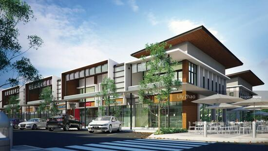 New 2 Storey Shop Offices | KKIP Timur ,Telipok Commercial LifeStyle • Business Centre 120159815
