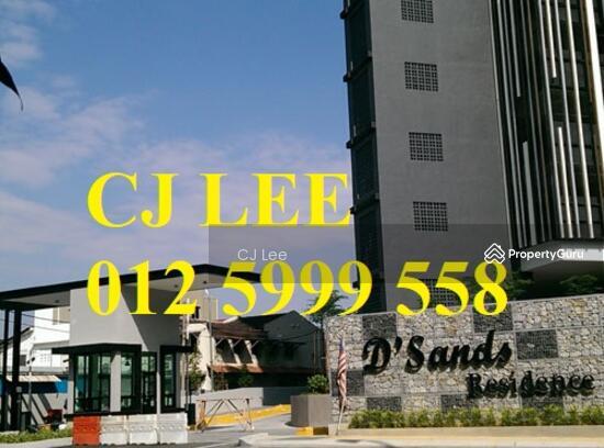 D'Sands Residence @ Old Klang Road  121237724