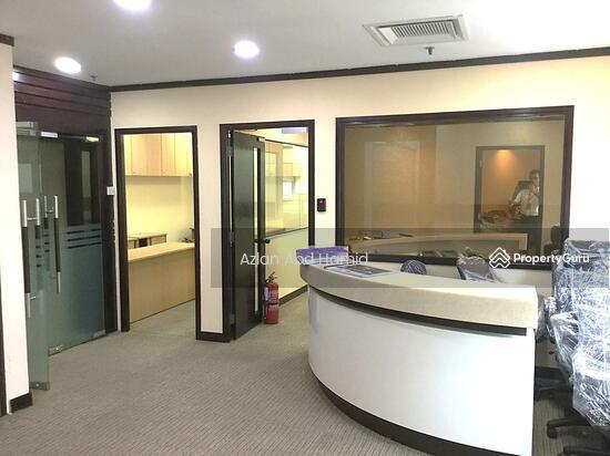 Office Lot Menara Safuan Dang Wangi  122016815