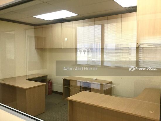 Office Lot Menara Safuan Dang Wangi  122016887