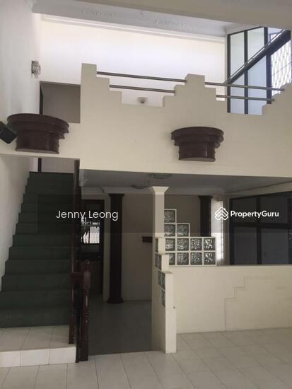 Landed house in pulau tikus  122147819