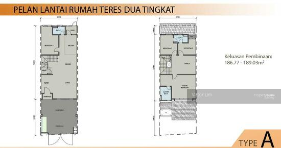 zero down payment, Puchong Prima 2sty new house,free legal fee etc  122193272