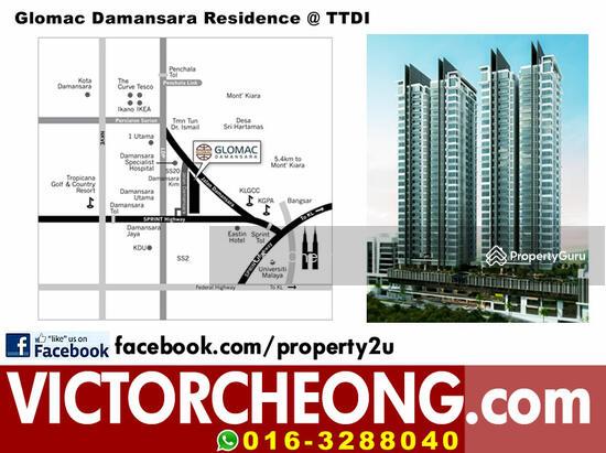 Glomac Residensi Damansara  123022475