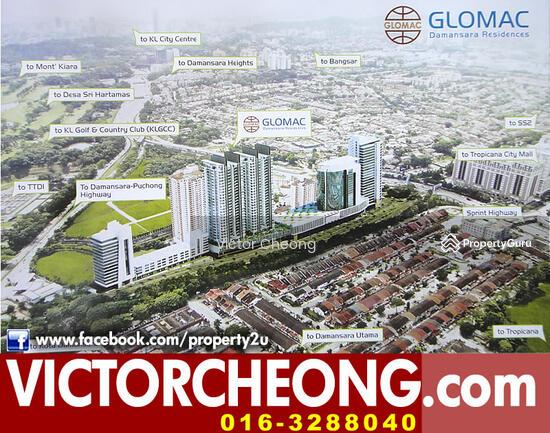 Glomac Residensi Damansara  123022478
