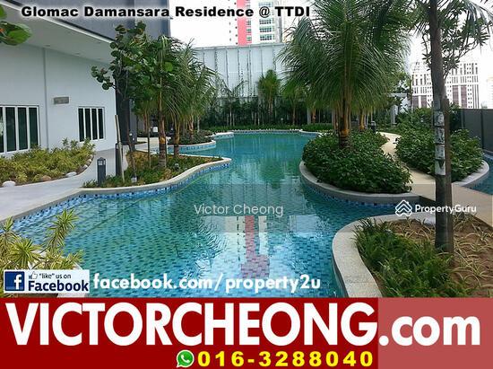 Glomac Residensi Damansara  123022490