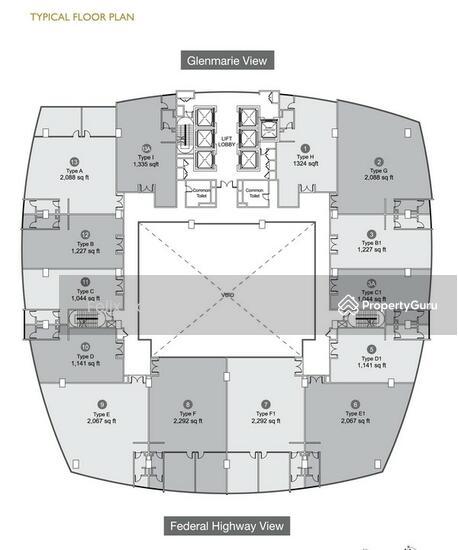 UOA Business Park  125268059
