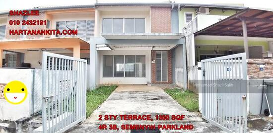 2 Sty Trrce House, Semenyih Parkland, Semenyih, 1365 sqf  130007787
