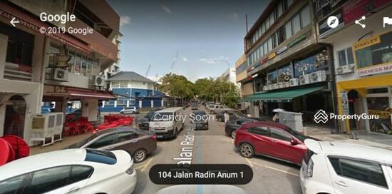 3 sty Shoplot in Sri Petaling  130917565
