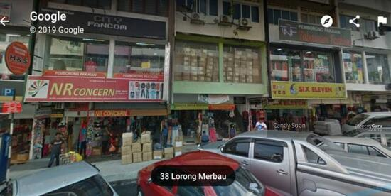 Grd Flr Shop in Off Jalan Kenanga, Loke Yew, KL City, Cheras  130918346