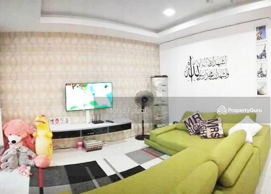 Rumah Teres 2 Tingkat 20x70sft Salak Perdana, Bandar Baru Salak Tinggi  131751593