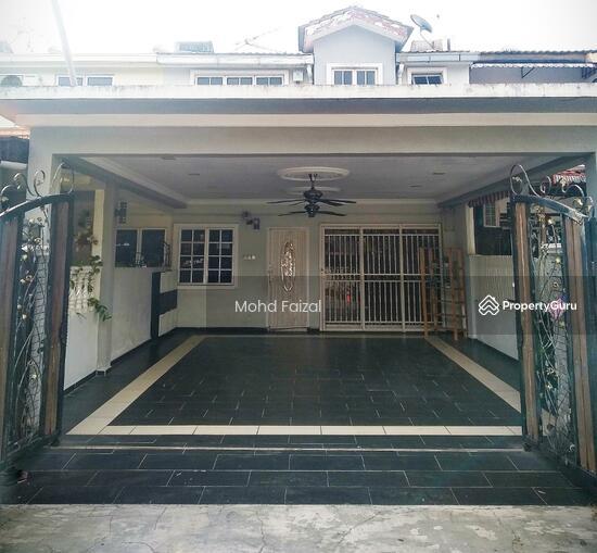 Rumah Teres 2 Tingkat 20x70, 5bilik 4 Bilik Air, Taman Muhibbah Kajang  132306879