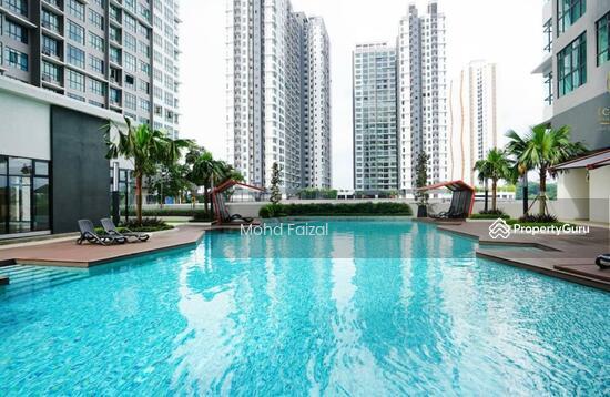 Conezion Residence Condo, 986sft FURNISHED IOI Resort City Putrajaya  133706526