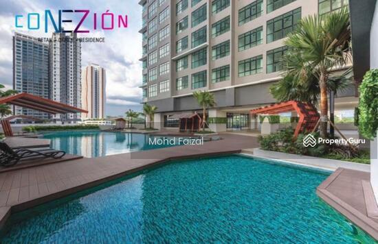 Conezion Residence Condo, 986sft FURNISHED IOI Resort City Putrajaya  133706527