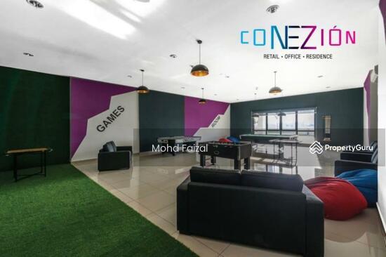 Conezion Residence Condo, 986sft FURNISHED IOI Resort City Putrajaya  133706528