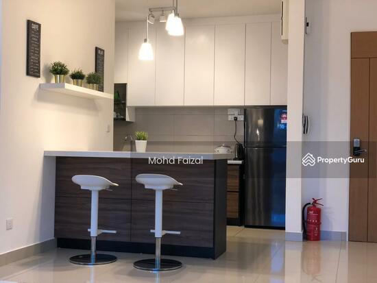 Conezion Residence Condo, 986sft FURNISHED IOI Resort City Putrajaya  133706530