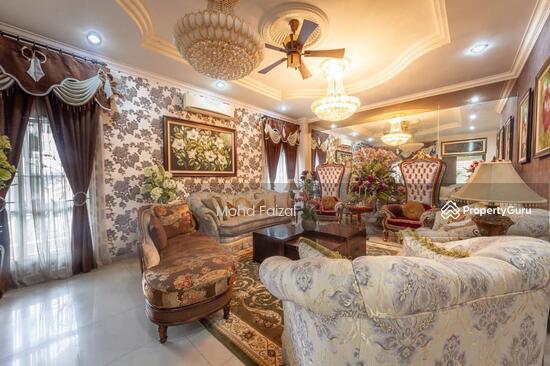 2 ½ Storey Semi-Detached house, 3800sft Puncak Saujana, Kajang  133957334