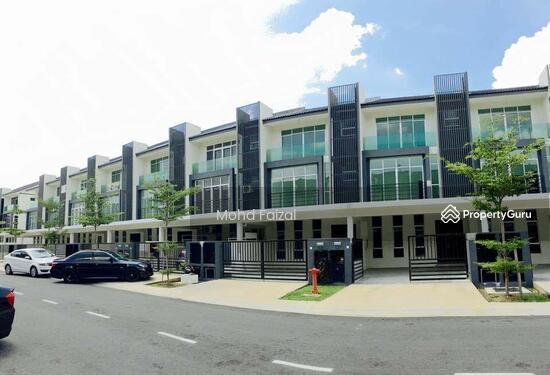 Rumah Teres 3 Tingkat Bangi Avenue 3 20x70sft FREEHOLD  134193398