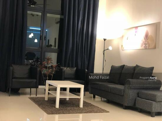 Conezion Residence Condo, 986sft FURNISHED IOI Resort City Putrajaya  134728578