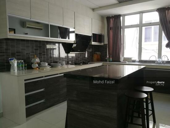 Fully Furnished 3 Storey Shoplot Building Taman Damai Mewah Kajang  134872475