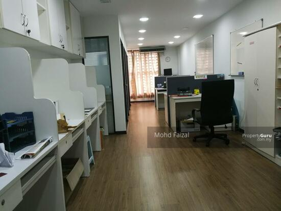 Fully Furnished 3 Storey Shoplot Building Taman Damai Mewah Kajang  134872481