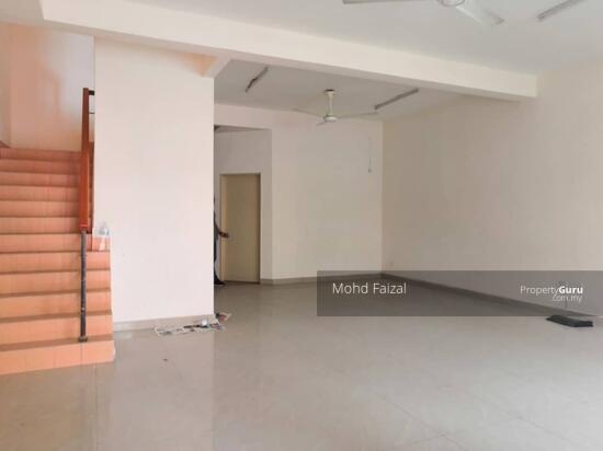 Rumah 2 Tingkat 22x75sft FREEHOLD Taman Warisan Indah Kota Warisan  137675011