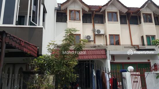 Rumah 3 Tingkat Jalan Dato Senu off Taman Sentul Jaya, Sentul  137807348