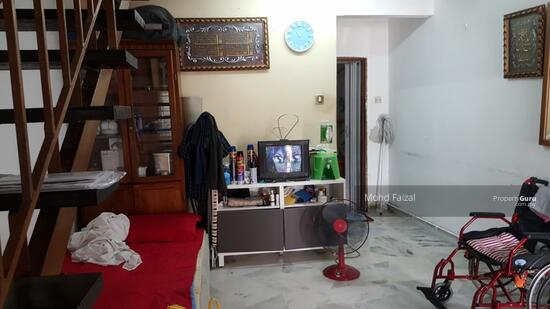 Rumah 3 Tingkat Jalan Dato Senu off Taman Sentul Jaya, Sentul  137807353