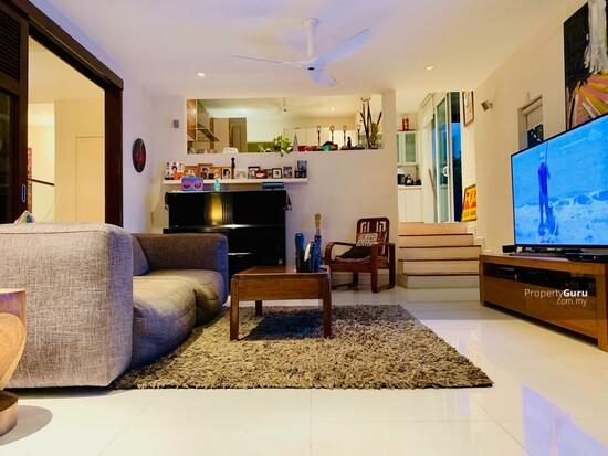 Taman Bandaraya [2-sty Contemporary Bungalow]  137857073