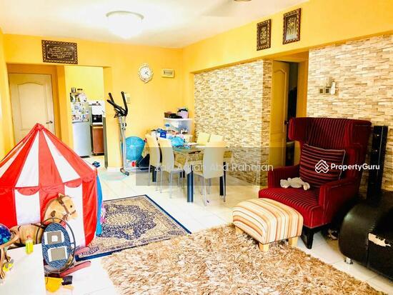 Sentul Utama Condominium  141796410