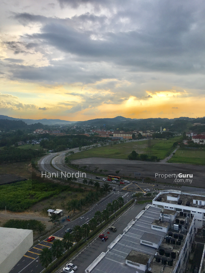 Bangi Gateway Service Apartments End Lot, More Space  142211469