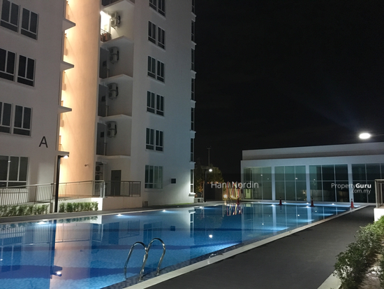 Bangi Gateway Service Apartments End Lot, More Space  142211936