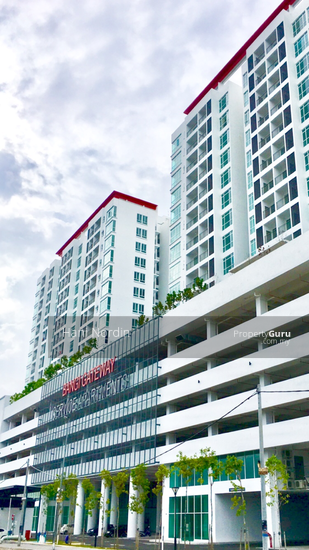 Bangi Gateway Service Apartments End Lot, More Space  142212061